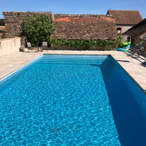 Chateau Mareuil Swimming Pool